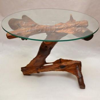 Mesa centro de madera M-03