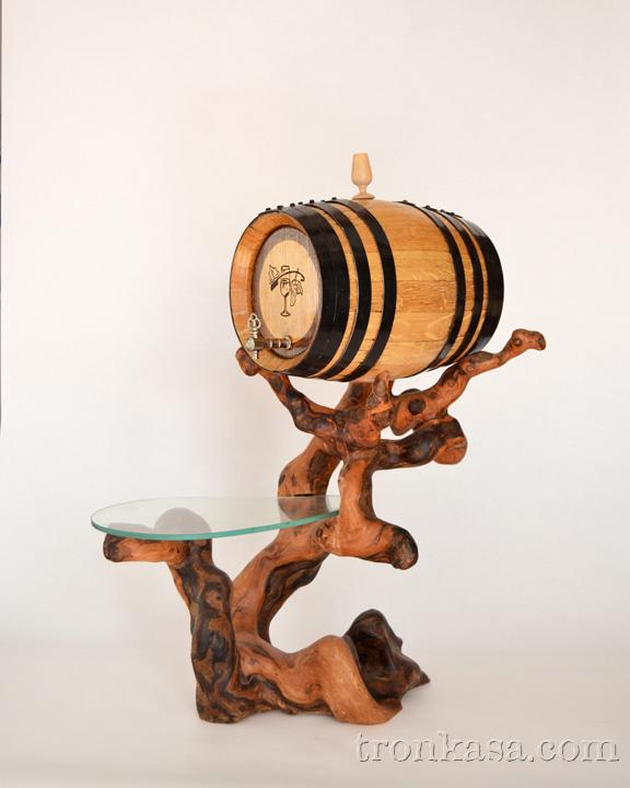 tonel de vino T-007_3